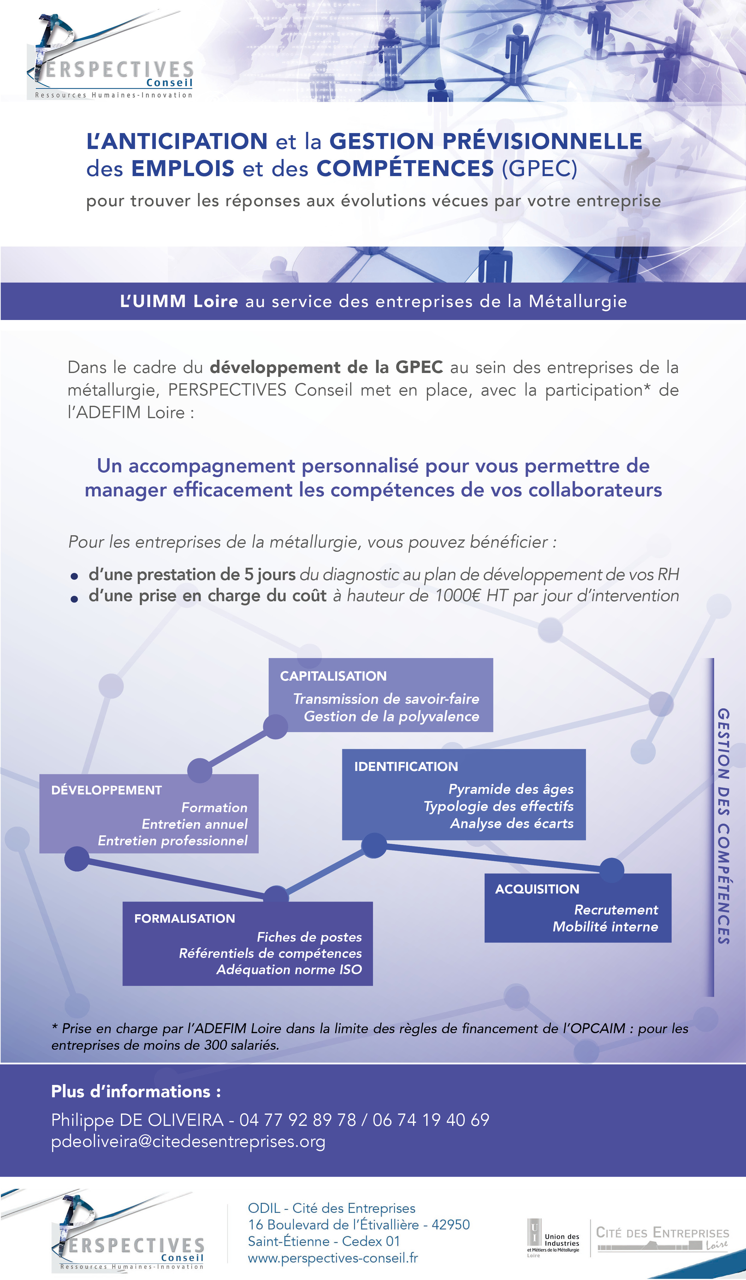 GPEC - PERSPECTIVES Conseil